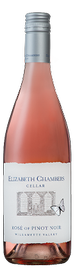 2017 Rose of Pinot Noir • Elizabeth Chambers Cellar