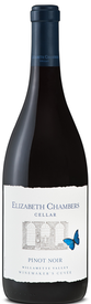 2014 Winemakers Cuvee Pinot Noir • Elizabeth Chambers Cellar